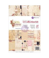 Frank Garcia Love Clippings - Collection Kit A4