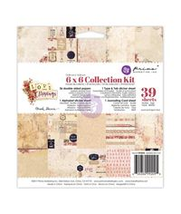 "Frank Garcia Love Clippings - Collection Kit 6""X6"""