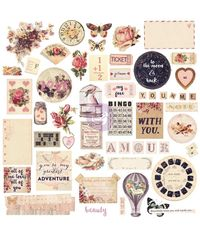 Love Clippings Chipboard & More