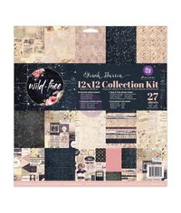 "Frank Garcia Wild & Free - Collection Kit 12""X12"""