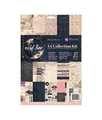 Frank Garcia Wild & Free - Collection Kit A4