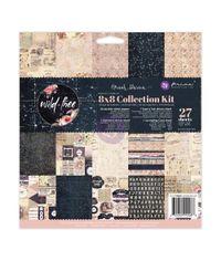 "Frank Garcia Wild & Free - Collection Kit 8""X8"""