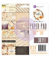 Amber Moon - 6 X 6 Paper Pad