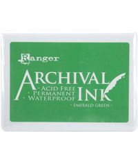 Emerald Green - Jumbo Ink Pad