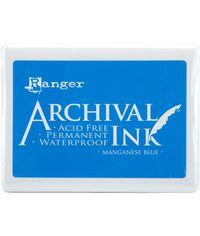 Manganese Blue - Jumbo Ink Pad