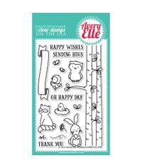 Woodland Wonders - Stamp