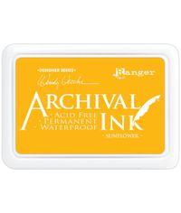 Sunflower - Archival Inks