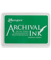 Emerald Green - Archival Inks