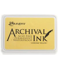 Chrome Yellow - Archival Inks