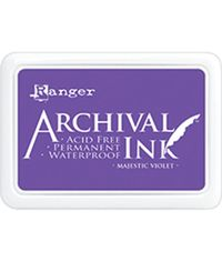 Majestic Violet - Archival Ink Pad