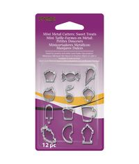 Sweet Treats -  Mini Metal Cutters