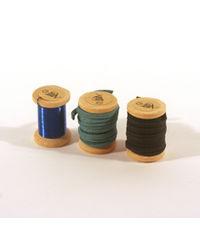 Twist & Tie Fiber - Blue