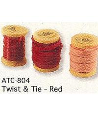 Twist & Tie - Red