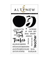 Teachers Rule - Stamp
