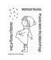 BB Warmest Wishes - Stamp