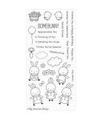 Somebunny - Stamp