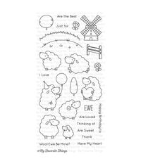 Ewe Are the Best - Stamp