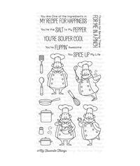 BB Recipe for Happiness - Stamp