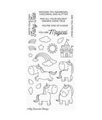 BB Magical Unicorns - Stamp