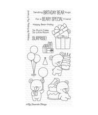 Beary Special Birthday - Stamp