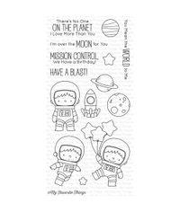 BB Space Explorer - Stamp