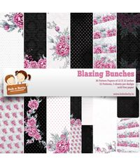 "Blazing Bunches Paper Pack 12""x12"", 36/pkg"