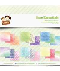 "Bare Essentials Paper Pack 12""x12"", 36/pkg"