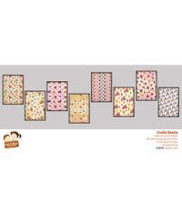 Foodie Samba - A3 Decoupage Paper
