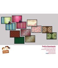 Festive Assortments - A4 Decoupage Paper