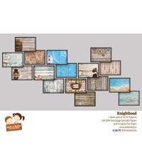 Knighthood - A4 Decoupage Paper