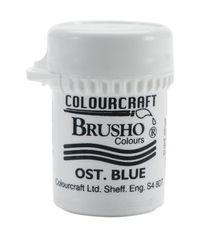Brusho Crystal Colour 15g - Ost. Blue