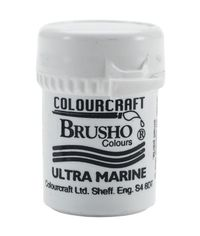 Brusho Crystal Colour 15g - Ultramarine