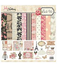 """Julie Nutting Belle Vie - Collection Pack 12""""X12"""""""