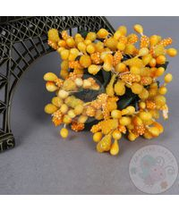 Yellow - Crystal Beaded Pollens
