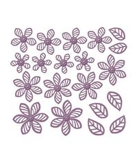 Faux Quilled Blooms - Die