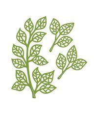 Mosaic Leaves - Die
