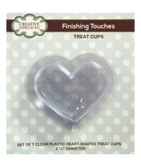 Heart Shaped Treat Cups