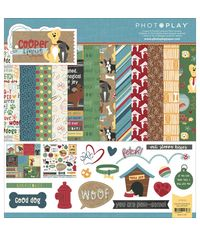 """Cooper & Friends Collection Pack 12""""X12"""""""