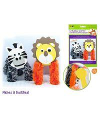 Lil' Buddies - Lion/Zebra