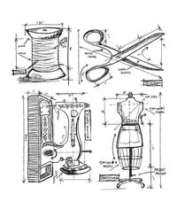 Sewing Blueprint