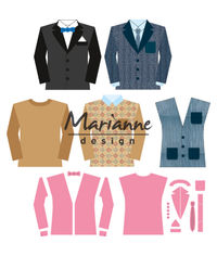 Men's Wardrobe - Die