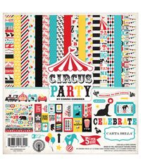 """Circus Party Collection Kit 12""""X12"""""""