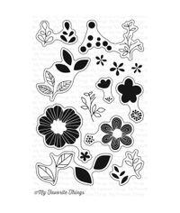 Bold Blooms - Stamp