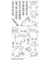Sow Much Cuteness - Stamp