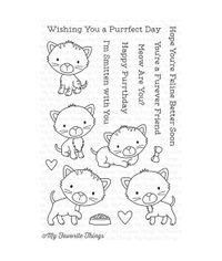 Smitten Kitten - Stamp