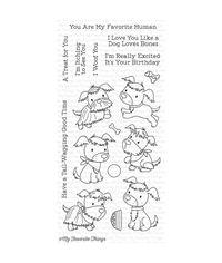 Puppy Pals -  Stamp