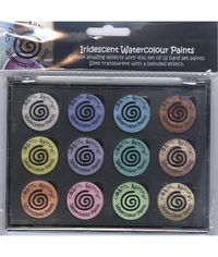Perfect Pastels - Iridescent Watercolour Pallet Set
