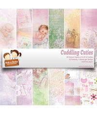 "Cuddling Cuties  12""X12"", 36/pkg"