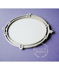 Three-Layer Frame / Plate, Model 1