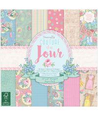 """Couture du Jour - 12""""X12"""" Paper Pack"""